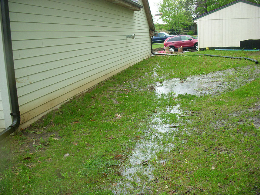 Common Drainage Issues